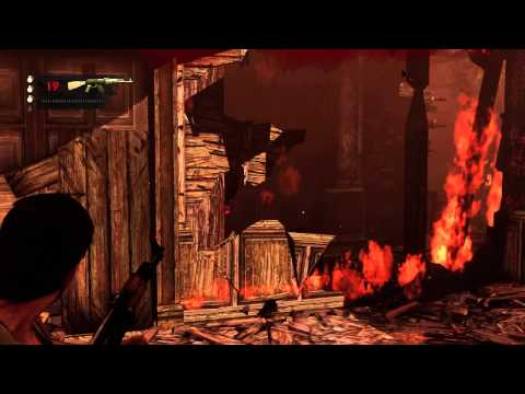 NEW Uncharted 3 Chateau gameplay (HD)