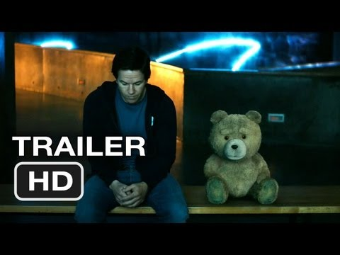 Ted Official Greenband Trailer #2 - Mark Wahlberg, Mila Kunis, Seth MacFarlane Movie (2012) HD