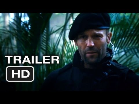 The Expendables 2 Official Trailer #2 (2012) Sylvester Stallone Movie HD -TgEqVYcryWc