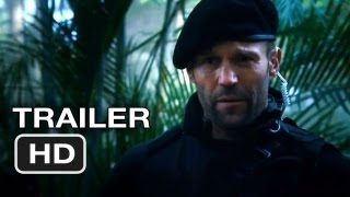 The Expendables 2 Official Trailer (2012) Sylvester Stallone Movie HD