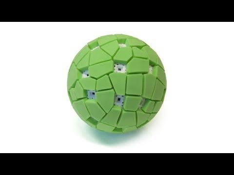 Throwable Panoramic Ball Camera