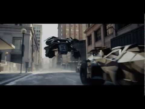 The Dark Knight Rises - Exclusive Nokia Trailer [HD]