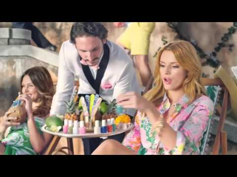 Lilly Pulitzer for Target Commercial (with Bella Thorne)