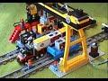 Lego Mindstorm Gantry Crane