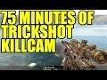 75 MINUTES OF TRICKSHOT KILLCAM BLACK OPS 2 | 200 KILLCAMS !!!