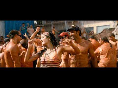 Ek Junoon (Paint It Red) - ZNMD Tomatina Song HD