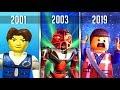 ЛЕГО МУЛЬТФИЛЬМЫ - КАК ОНИ ИЗМЕНИЛИСЬ ЗА ГОДЫ? (Биониклы, Лего фильм и т.д.)