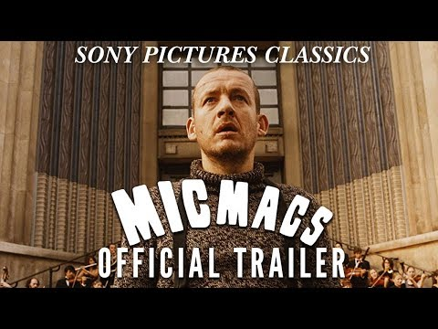MICMACS Official Trailer!