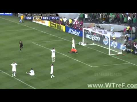 [ HD ] Gio Dos Santos -GOAL OF THE YEAR - MEXICO vs USA 2011 Gold Cup Final- [Eng/Span]