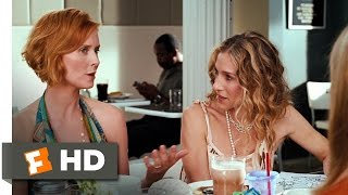 Photo Sex And The City 2 6 Movie Clip Colorful Girl Talk 2008 Hd