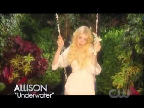 ANTM Allison Harvard Underwater Remix Music Video