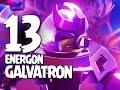 Angry Birds Transformers - Gameplay Walkthrough Part 13 - Energon Galvatron Lights IT Up