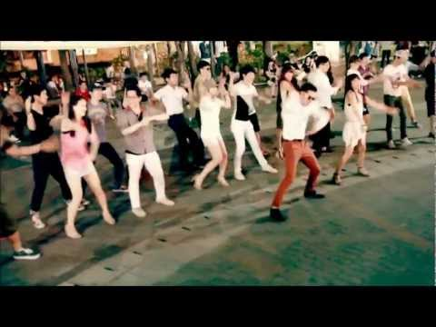 "[HD] [FUNNY] PSY - ""HONGDAE STYLE"" (GANGNAM STYLE) MV PARODY BY TREND FACTORY"