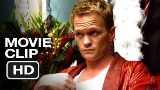 A Very Harold & Kumar 3D Christmas (2011) Clip - HD Movie - Neil Patrick Harris
