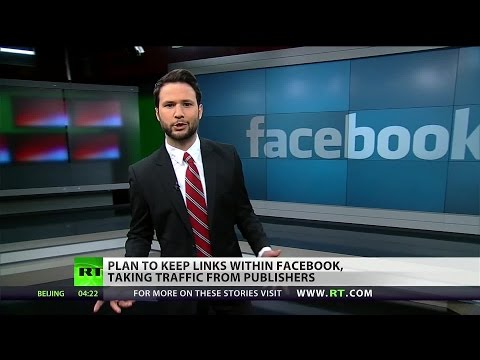 (Facebook) bringing the news straight to your feed – report