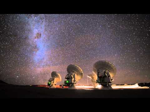 ALMA | Atacama Large Millimeter/Submillimeter Array [HD Timelapse]