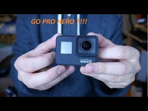 GOPRO HERO 7 (BLACK EDITION)  REVIEW! - 2019