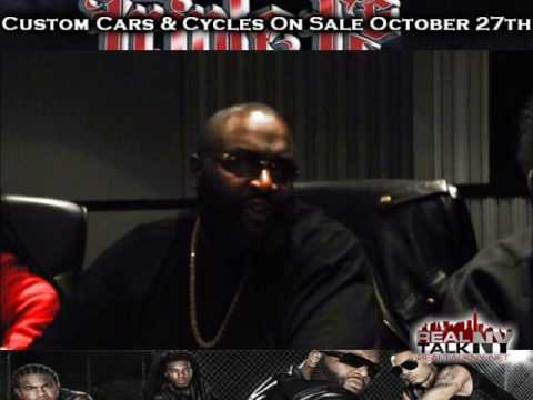 Rick Ross Says He Won The Beef With 50 Cent &amp; Floyd Mayweather, Explains Why He Has Beef Now