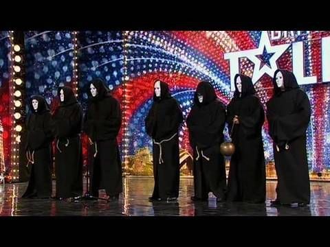 The Chippendoubles - Britain's Got Talent 2010 - Auditions Week 4