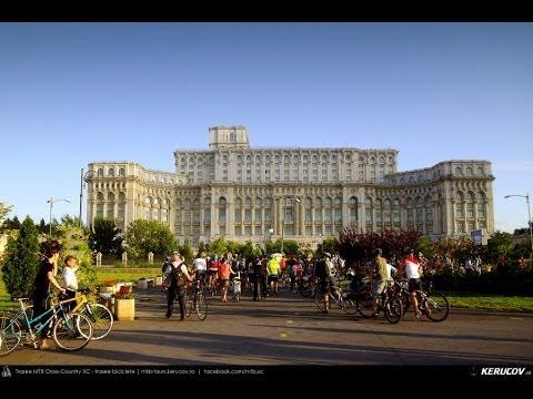 VIDEOCLIP Masa Critica Bucuresti - Iunie 2014 (Critical Mass)