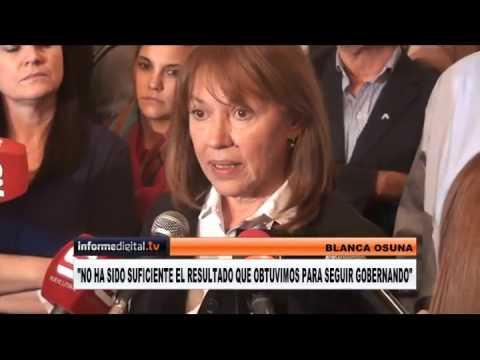 <b>Elecciones.</b> Blanca Osuna reconoci� la derrota
