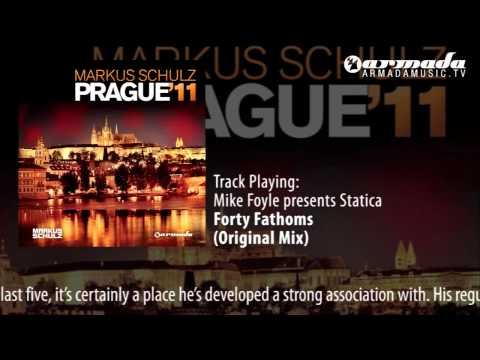 CD2 - 08 Mike Foyle presents Statica - Forty Fathoms (Original Mix) - default