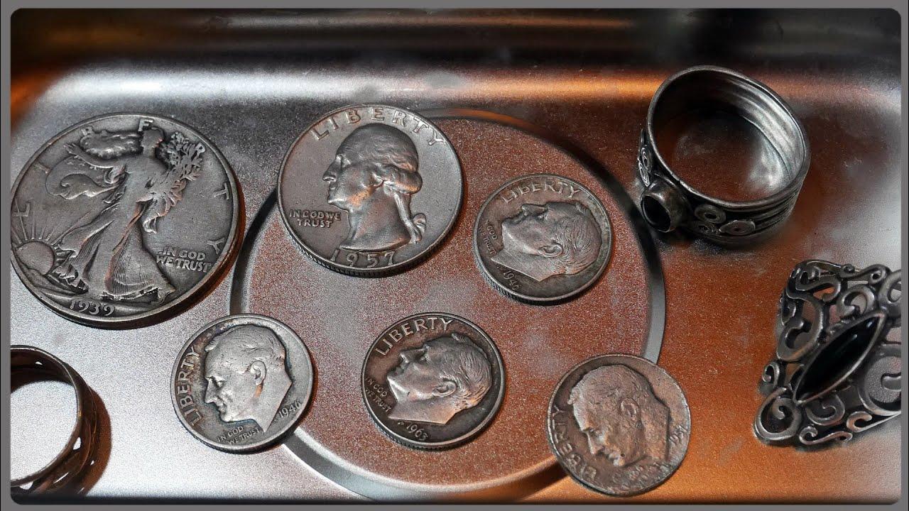 Как проверить подлинность старинной монеты своими руками