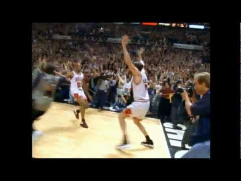 Top 10 Playoff Plays From the Bulls in the 90's