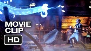 Pacific Rim Official Clip - Monster Mega-Brawl (2013) - Charlie Hunnam Movie HD