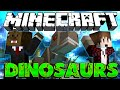 "Minecraft: Modded Dinosaur Survival Let's Play #21 ""Gun Mod"" (Season 3)"