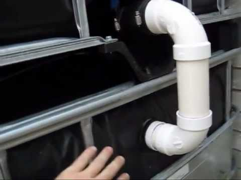 Rainwater Collection System Part 5: Venting