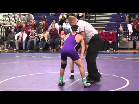Regional Finals 126 Cooper Powel (Pine Castle Eagles) vs Antonio Londono