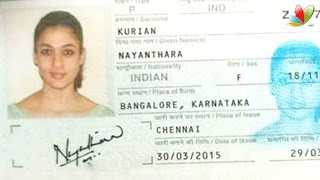 Police action on Nayanthara passport leaked on Whatsapp  Kollywood News  online Police action on Nayanthara passport leaked on Whatsapp  Red Pix TV Kollywood News