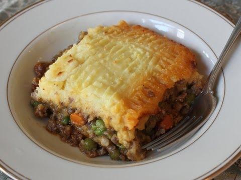 Irish Shepherd's Pie - Classic Shepherd Pie for St. Patrick's Day
