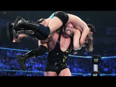Ryback vs. two local competitors: SmackDown, June 15, 2012