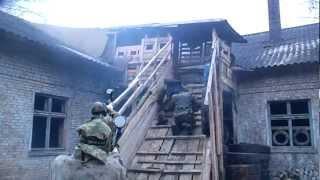Захват 2 этажа Казармы