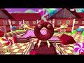 Фрагмент с середины видео Golf cu BOMBOANE! Max si Pisica