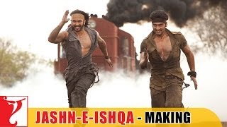 Making of the Song - Jashn e Ishqa - GUNDAY