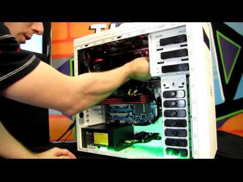 NCIX PC Vesta FX 3070 Christmas Edition PC Showcase NCIX Tech Tips