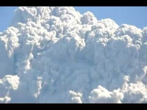 Worst eruption ever!!! in Philippines 2011!!!