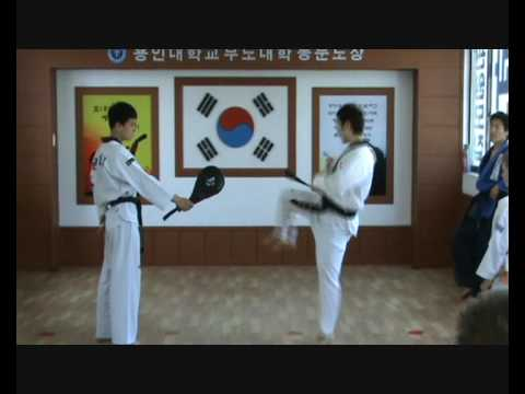 Taekwondo Spin Kicks - Learning Tornado Kick