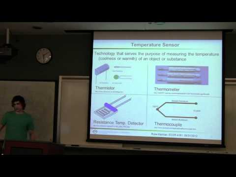 Introduction to Robotics Course -- Lecture 3 - Robotic Locomotion & Sensors