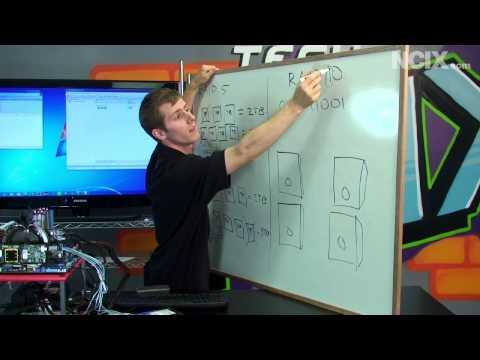 RAID 5 & RAID 10 Tutorial & Explanation (NCIX Tech Tips #79)