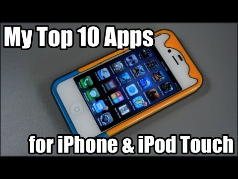 Top 10 iPhone/iPod Touch Apps