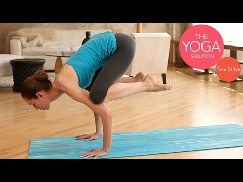 Hard Poses Made Easy | Intermediate Yoga With Tara Stiles