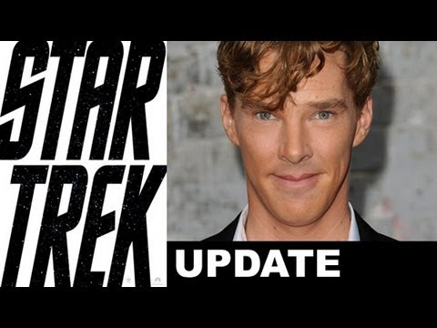 Star Trek 2013: Is Benedict Cumberbatch the new Khan? -- Beyond The Trailer