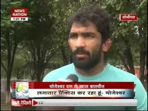 Rio Olympic 2016: Interview with wrestler Yogeshwar Dutt