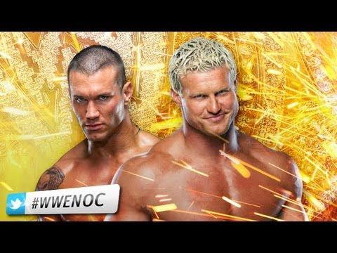 WWE Night Of Champions 2012 Randy Orton vs Dolph Ziggler Part 1 (Machinima wwe 12)