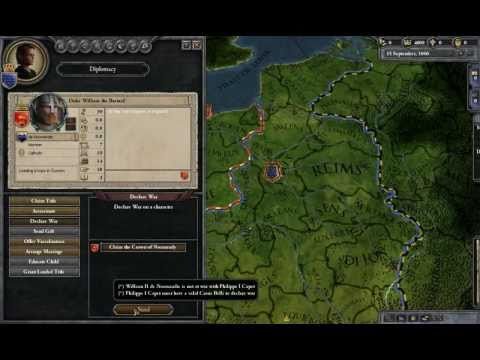 E3 Trailer: Crusader Kings II