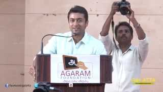 Watch Actor Suriya's Inspiring Speech For Youth Red Pix tv Kollywood News 01/Jul/2015 online